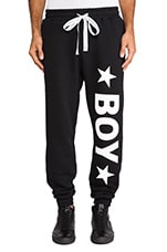 Standard Sweatpants in Black