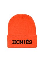 Bonnet Homies unisexe en Orange/Noir