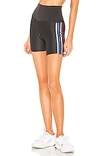 BEACH RIOT Bike Short in Black