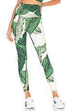 BEACH RIOT Lauren Legging in Palm