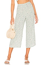 BEACH RIOT Celine Pant in Mint