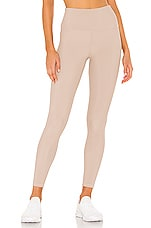 BEACH RIOT Ayla Legging in Tan