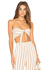 BEACH RIOT Avery Top in Stripe