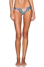 x STONE COLD FOX Gardenia Bikini Bottom in Vintage Floral