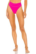 BEACH RIOT X REVOLVE Highway Bikini Bottom in Pink