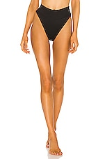 BEACH RIOT x REVOLVE Highway Bikini Bottom in Black