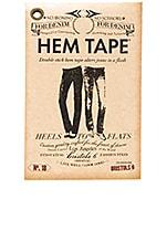 Bristols6 Hem Tape in Clear