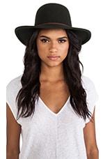 Tiller Hat in Moss