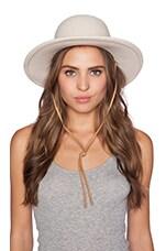 Tiller Top Hat in Cream