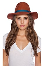 Dalila Hat in Coral