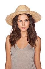 Dixie Hat in Tan