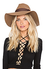 SU2C x REVOLVE Piper Hat in Tan