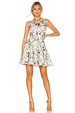 Bronx and Banco Della Blanc Mini Dress in White