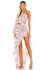 Bronx and Banco Layla Maxi Dress in Multi