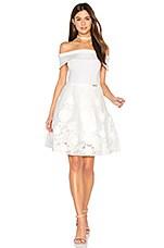 Bronx and Banco Capri Mini Dress in White
