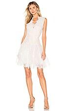Bronx and Banco Mila Dress in White