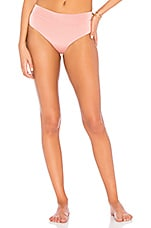 Bettinis Fold Over Bottoms in Rose