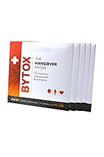 Bytox The Hangover Prevention Patch 5 Pack