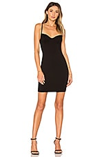 by the way. Amaris Underwire Mini Dress in Black