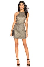 by the way. Willa Cut Out Mini Dress in Black Multi