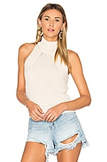 Sherry Knit Top in Cream