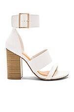 superdown Melissa Heel in White