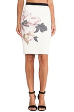 Jassina Modern Life Skirt in Cream