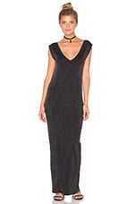 ROBE MAXI ENCOLURE V