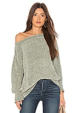 Callahan Chenille Sweater in Sage