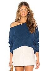 Callahan Jonna Sweater in Navy Peony