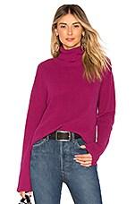 Callahan X REVOLVE Turtleneck Sweater in Maroon