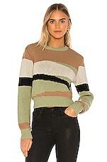 Callahan Rosa Sweater in Multi