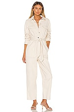 C/MEO Reiterate Jumpsuit in Chalk