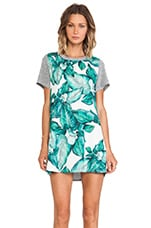 C/MEO Second Song Dress in Lilly Palm