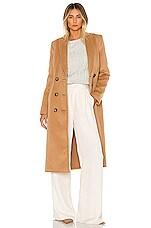 C/MEO Low Key Coat in Camel