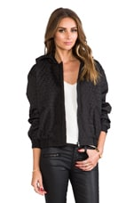 C/MEO Some Nights Bomber in Black