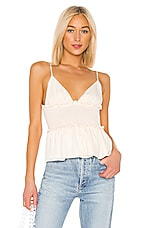 CAMI NYC The Leslie Cami in Oat