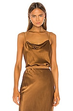 CAMI NYC The Axel Cami in Toffee
