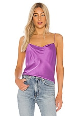 CAMI NYC The Axel Cami in Violet