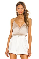 CAMI NYC The Chanelle Cami in Oat