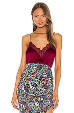 CAMI NYC The Daisy Cami in Raspberry