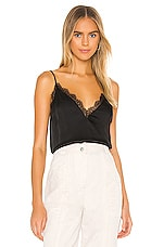 CAMI NYC The Chanelle Cami in Black