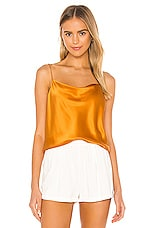 CAMI NYC The Axel Cami in Tangerine
