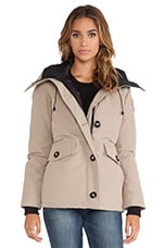 Rideau Parka in Tan