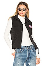 Canada Goose Freestyle Vest in Black