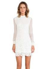 Augustine Dress in White