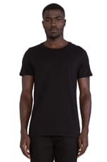 Basic Tee in Black