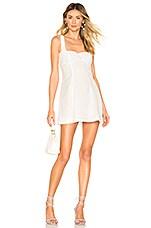 Capulet X REVOLVE Rio Dress in White Eyelet
