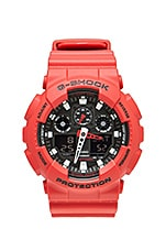 GA-100 (LIMITED EDITION) en Rouge