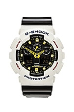 GA100 Crazy Color Combi in Black & White